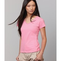 Gildan 64V00L Softstyle V-Neck Ladies T-Shirt S to 2XL